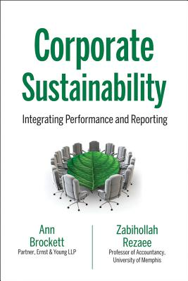 Corporate Sustainability By Brockett, Ann/ Rezaee, Zabihilloh